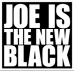 joe is the new black logo